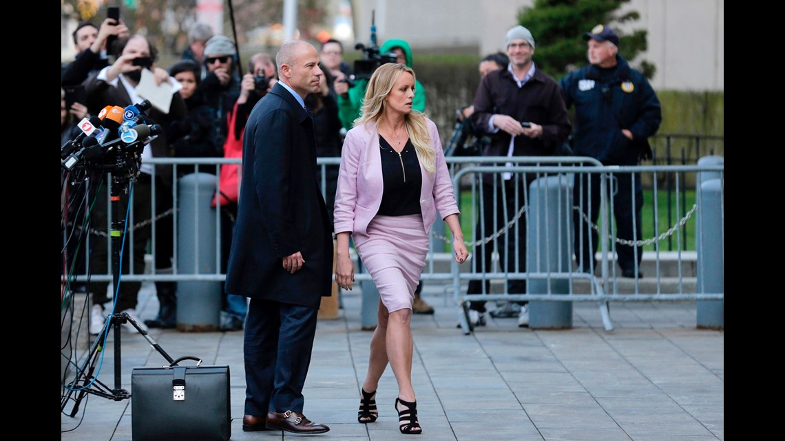 Judge appears likely to toss out Stormy Daniels' libel ...