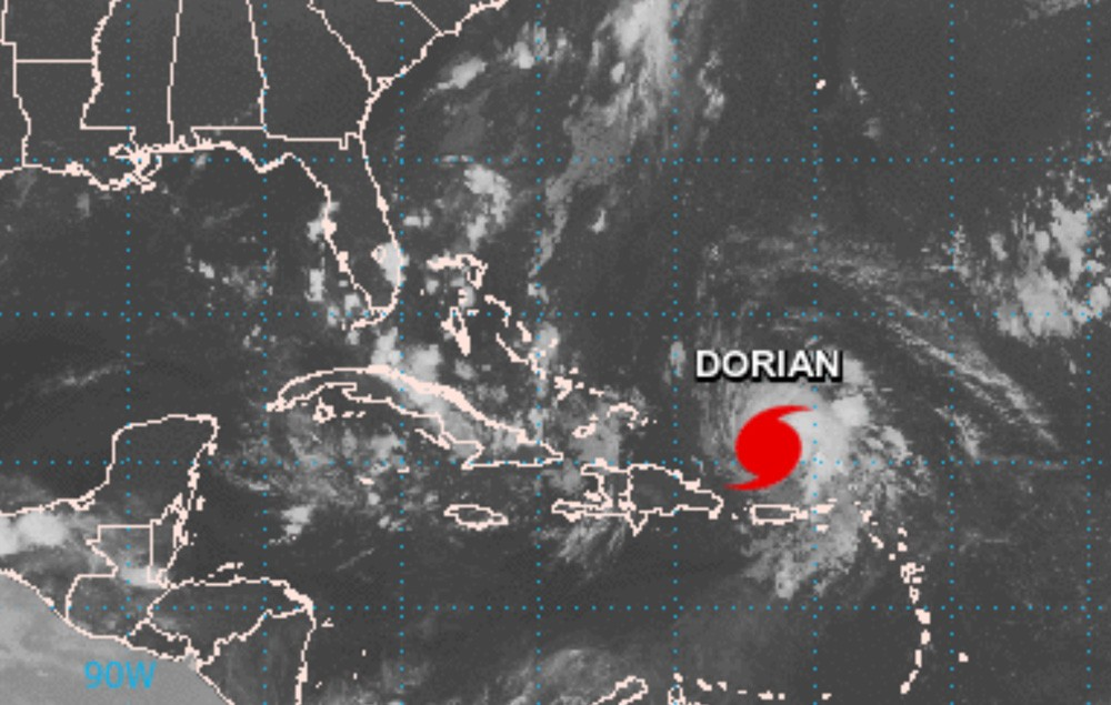 NOAA: 'Exact forecast track' of Dorian no longer matters ...