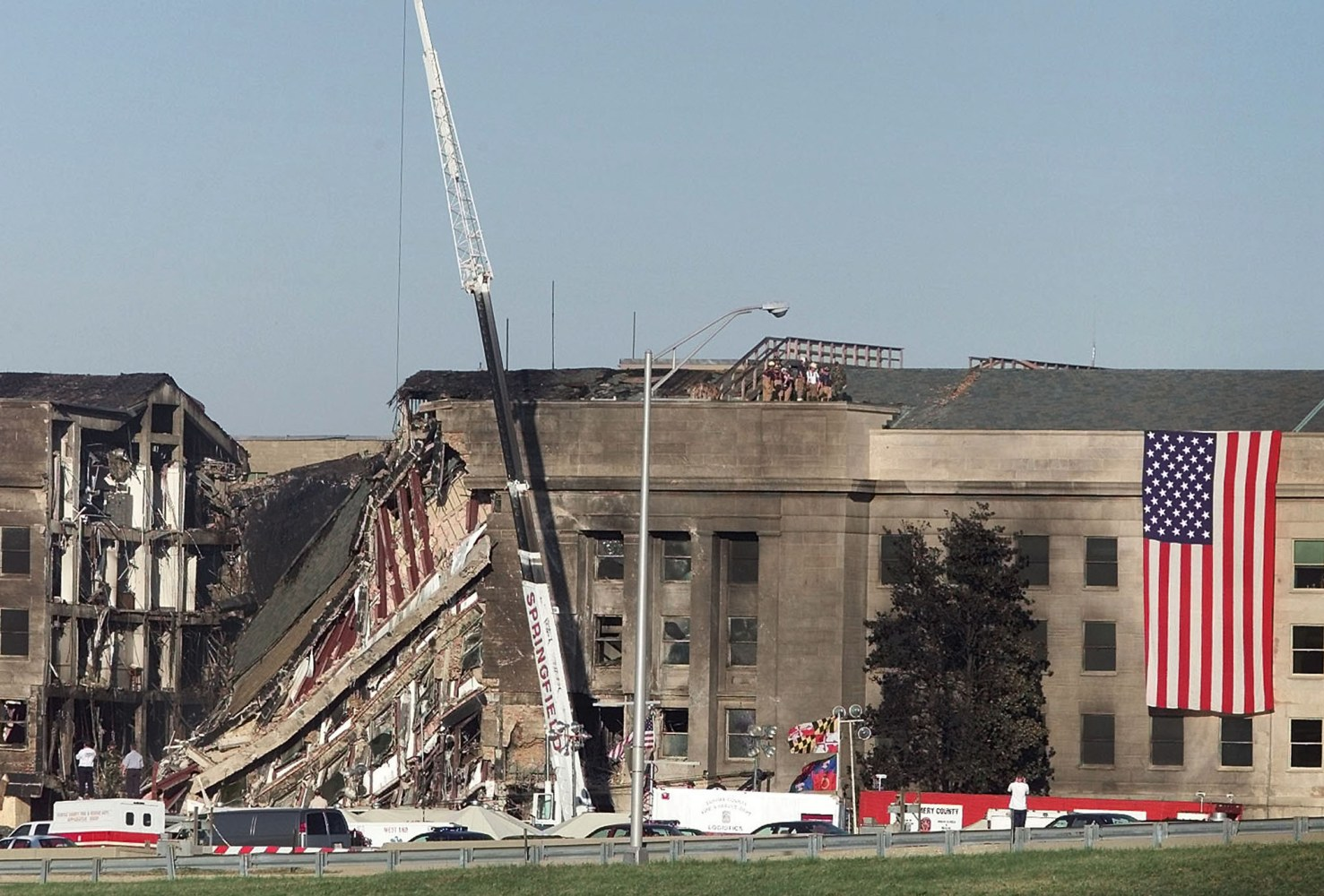 'The Forgotten 9/11': Returning to the Pentagon 15 Years ...