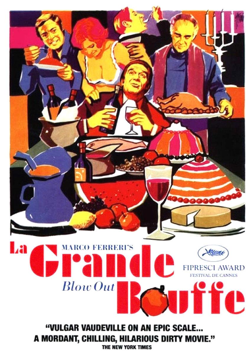 La Grande Bouffe (1973) – Marco Ferreri – The Mind Reels
