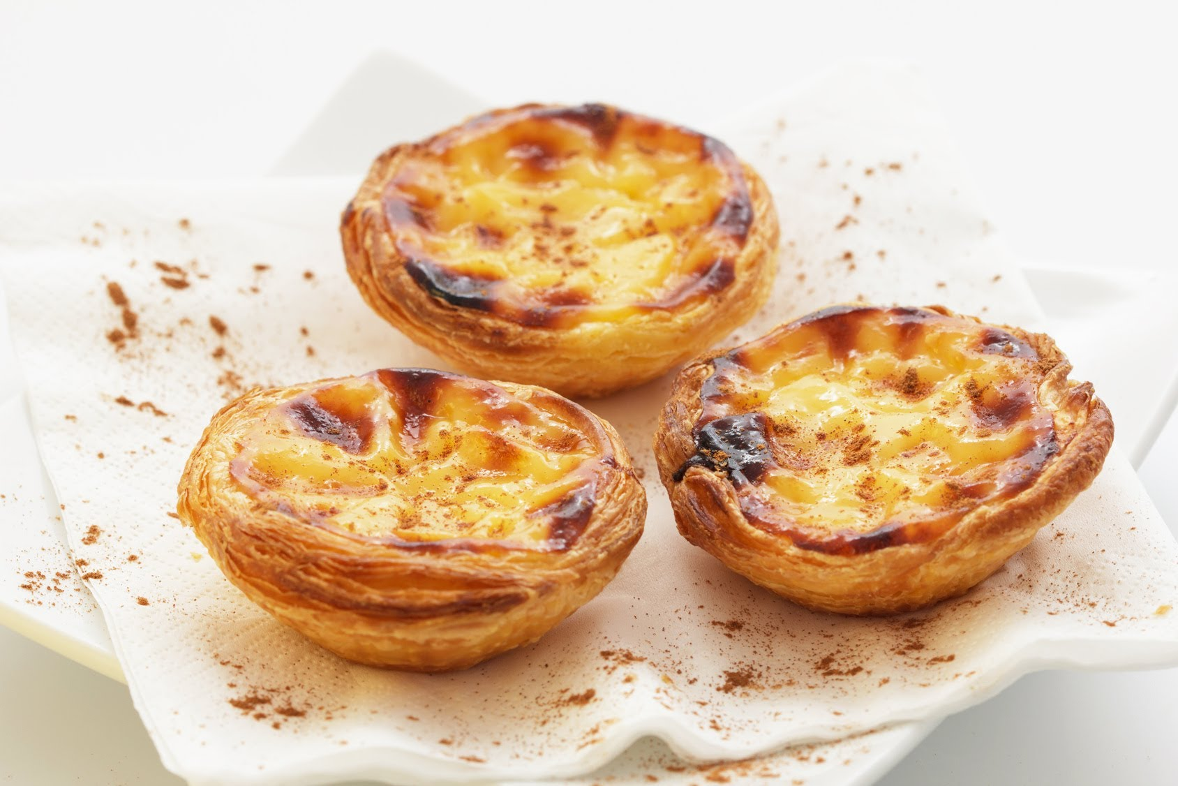 The Traditional Portuguese Pastery: Pastel de Nata | A ...