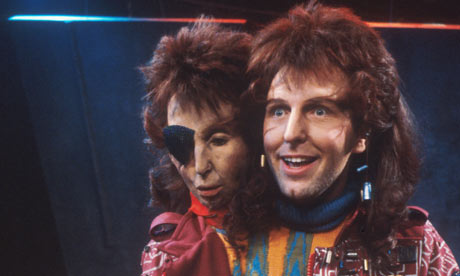 Zaphod Hitchhiker's Guide