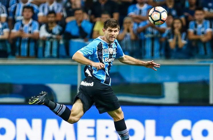 Argentine Walter KANNEMANN of Gremio wanted by Cagliari in ...