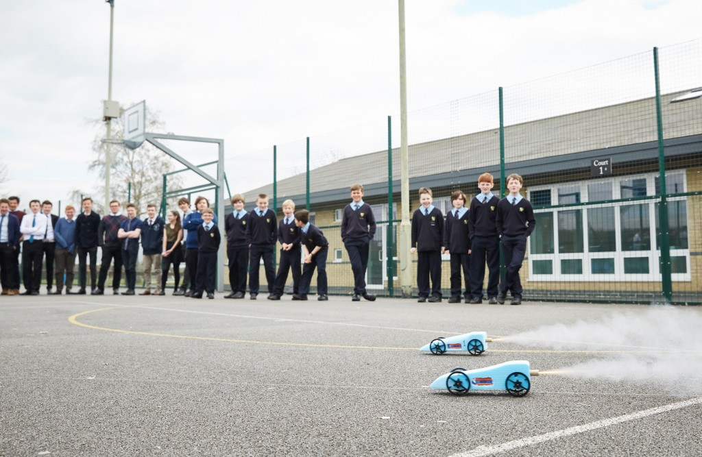 Calling all schools for the BBC micro:bit Rocket Car ...