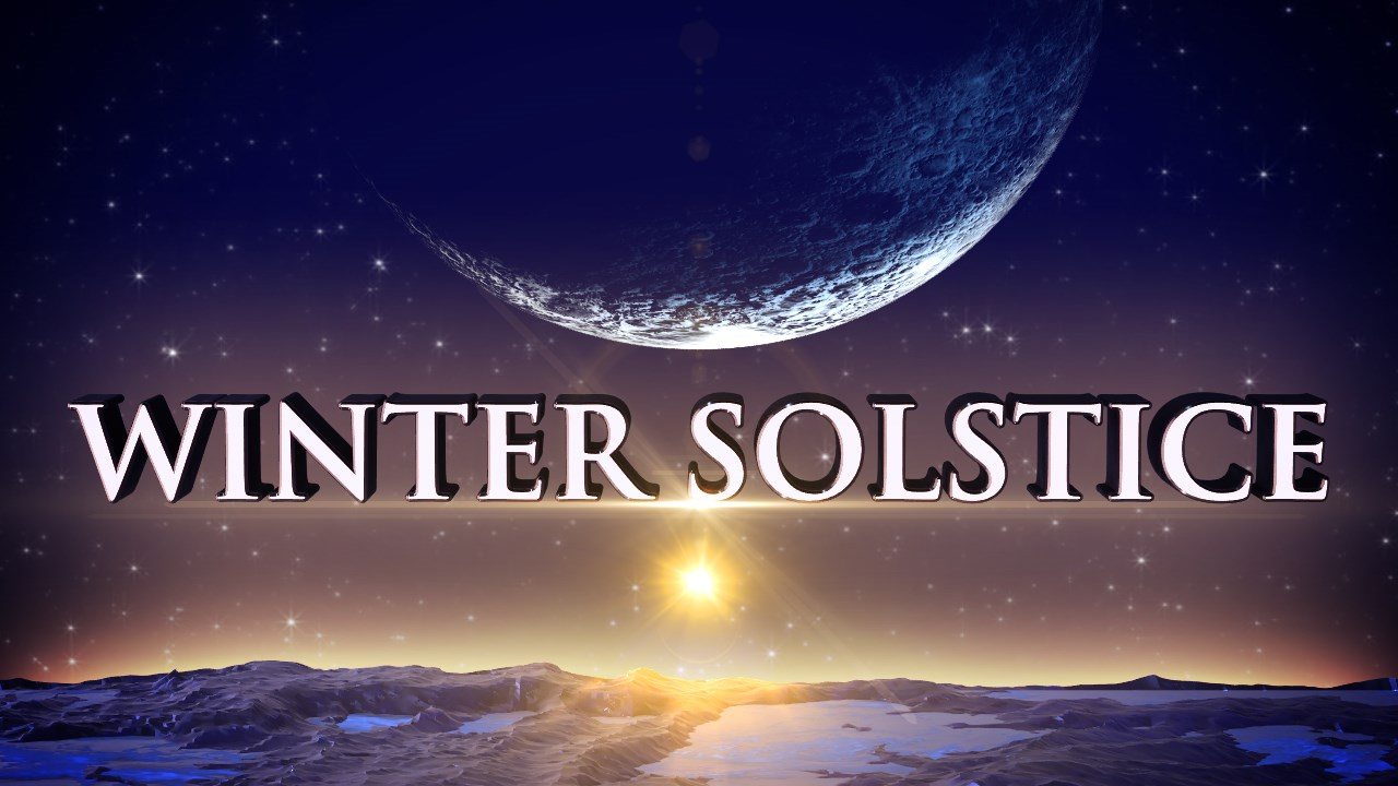 Full moon and meteor shower make the Winter Solstice of 2018 very special