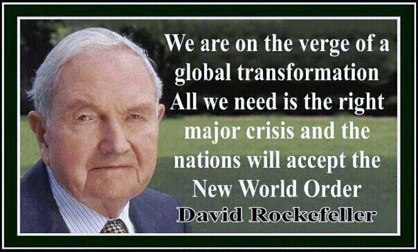 New World Order proof: Quotes on the new world order | New ...