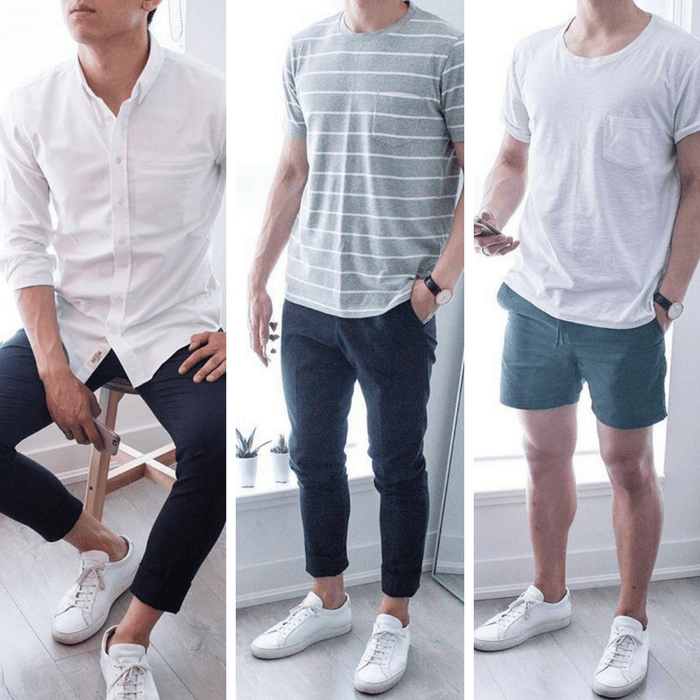 Men's Summer Fashion - Latest Trends in 2018