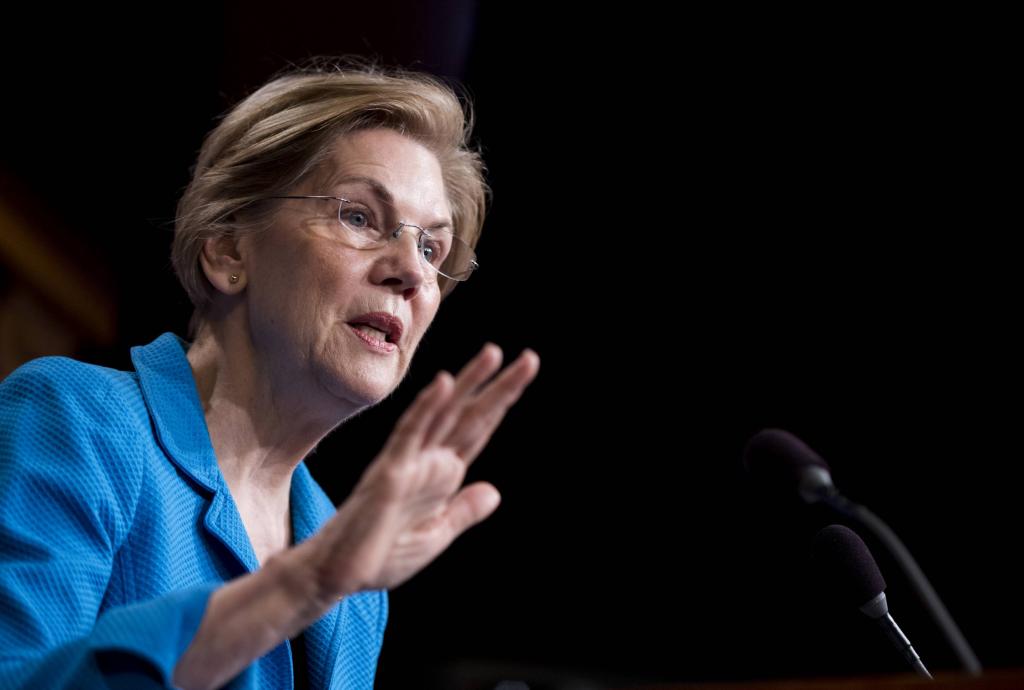 Elizabeth Warren Opens The Door To A 2020 Run