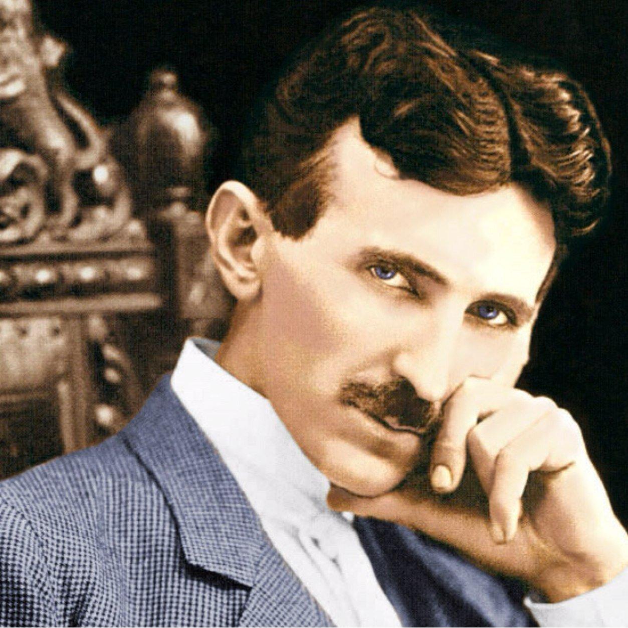 Nikola Tesla (@NikolaTeslaFeed) | Twitter