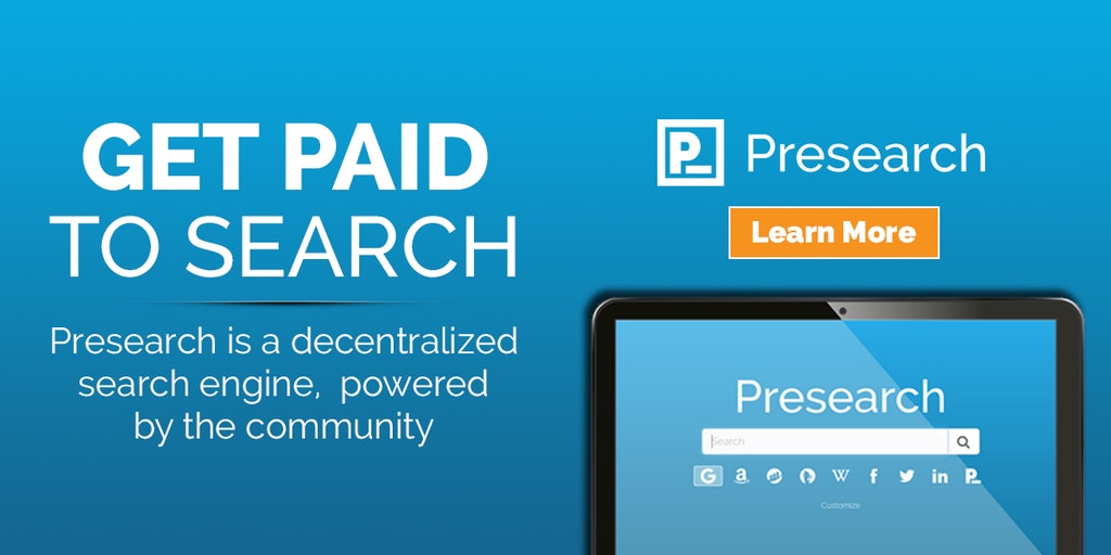 Presearch - Decentralized search engine, powered by the ...