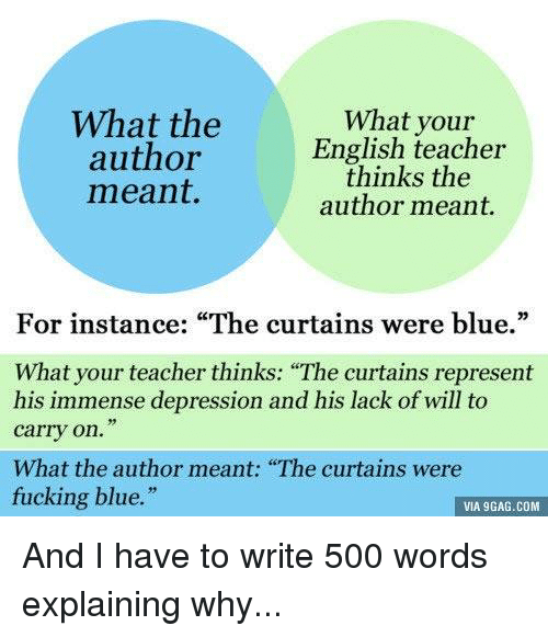 25+ Best Memes About the English Teacher | the English ...