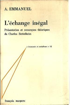 L'echange Inegal - AbeBooks