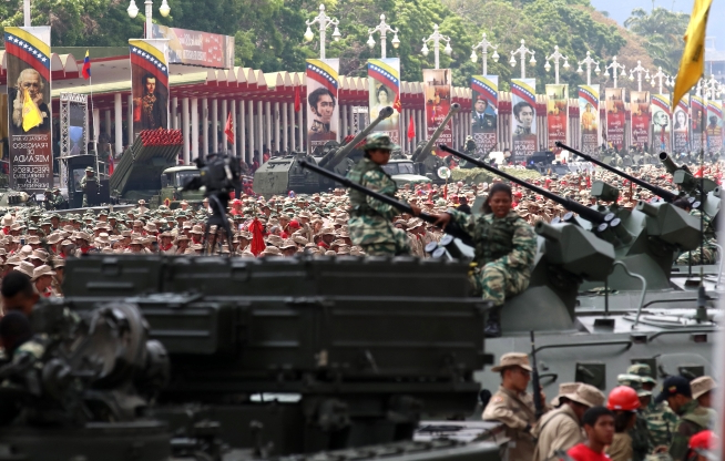 World: Trump soured relations in Latin America. China and Russia have welcomed the chaos ...