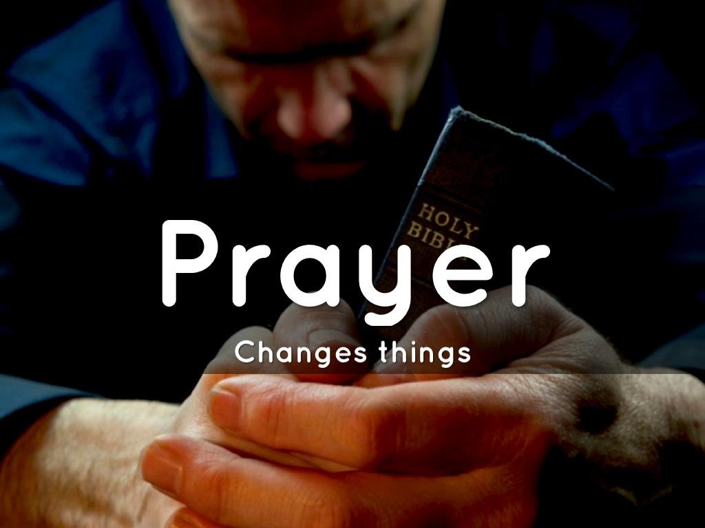 efficacy of prayer | Pastor Ray's blog: rayliu1