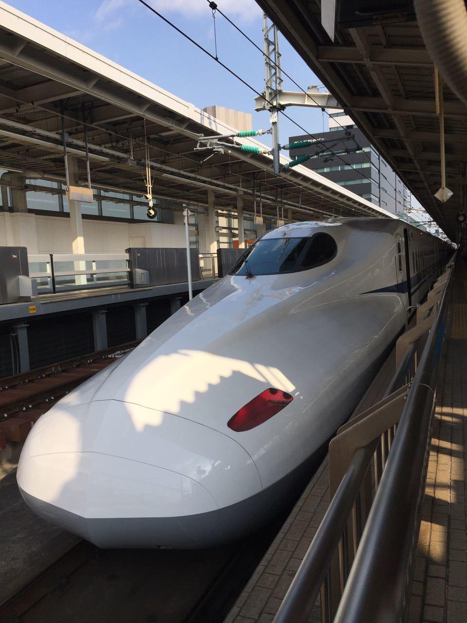 Get Shinkansen Bullet Train Tickets between Tokyo/Osaka - Voyagin
