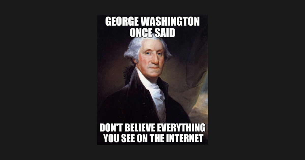 Funny George Washington History Meme - Funny George ...