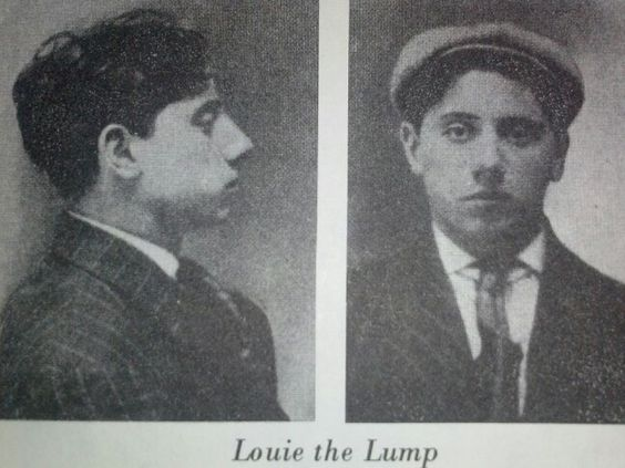 Louie the Lump was a member of the Five Points Gang in ...