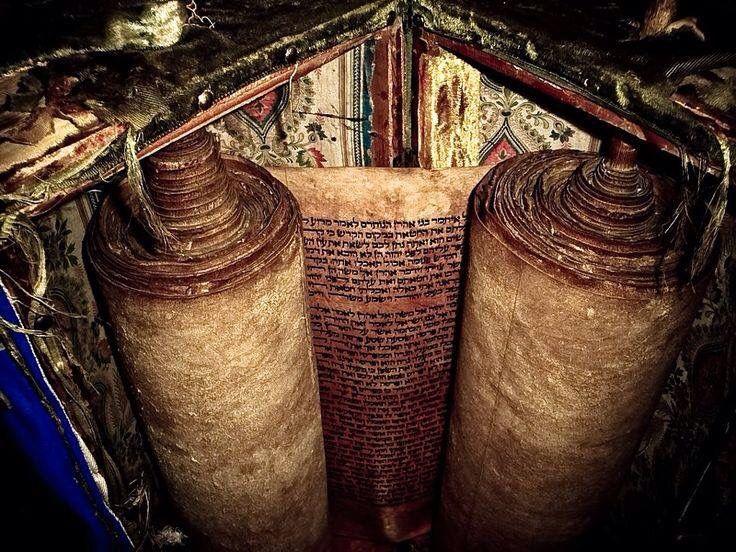 Oldest tora roll in use | Manuscripts | Scrolls | Codex ...