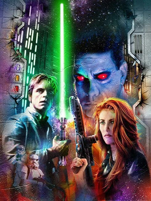 17 Best ideas about Mara Jade on Pinterest | Sith lord ...