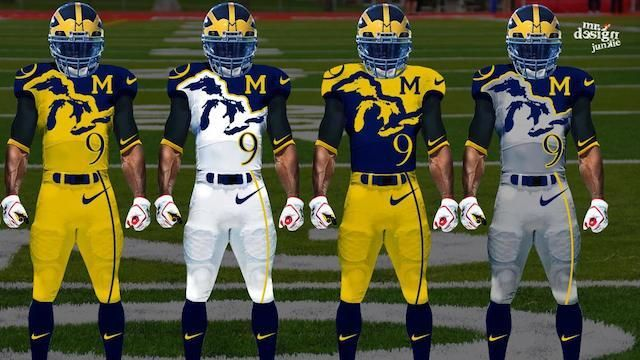 Michigan, Michigan wolverines and Wolverines on Pinterest