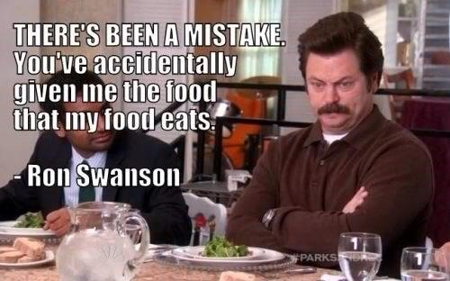 1000+ images about My hero Ron Swanson on Pinterest | Ron ...