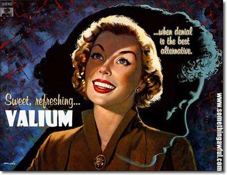 sweet, refreshing... valium | philosophical peanuts ...