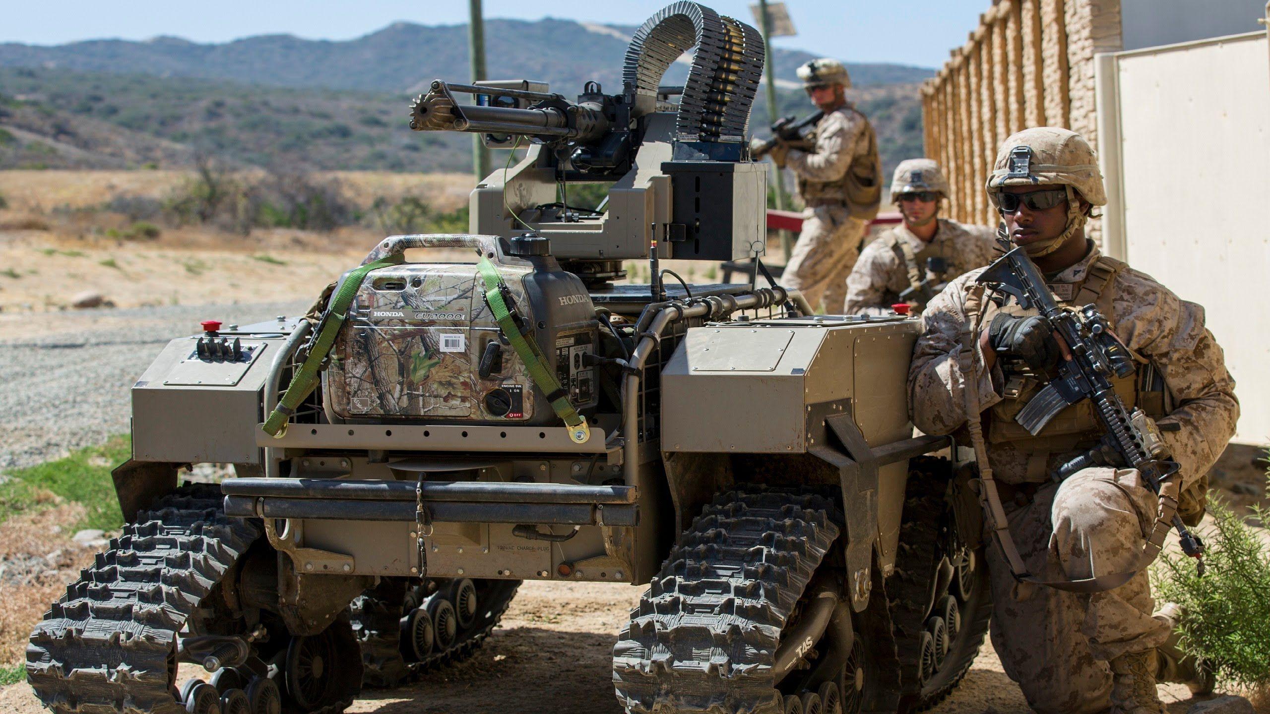US Future Combat Systems - Marines Test Futuristic Combat Robots | пиндосия | Pinterest | Combat ...