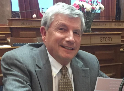 Report- Iowa's Longest-Serving Republican Switches to ...