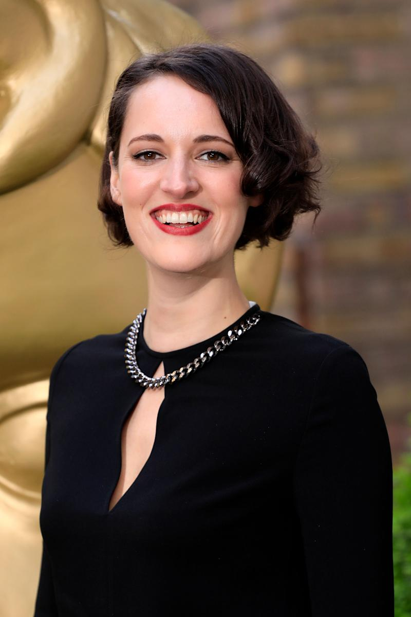 Phoebe Waller-Bridge Ruined Her Downton Abbey Audition by ...