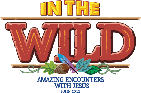 In The WILD Amazing Encounters with Jesus
