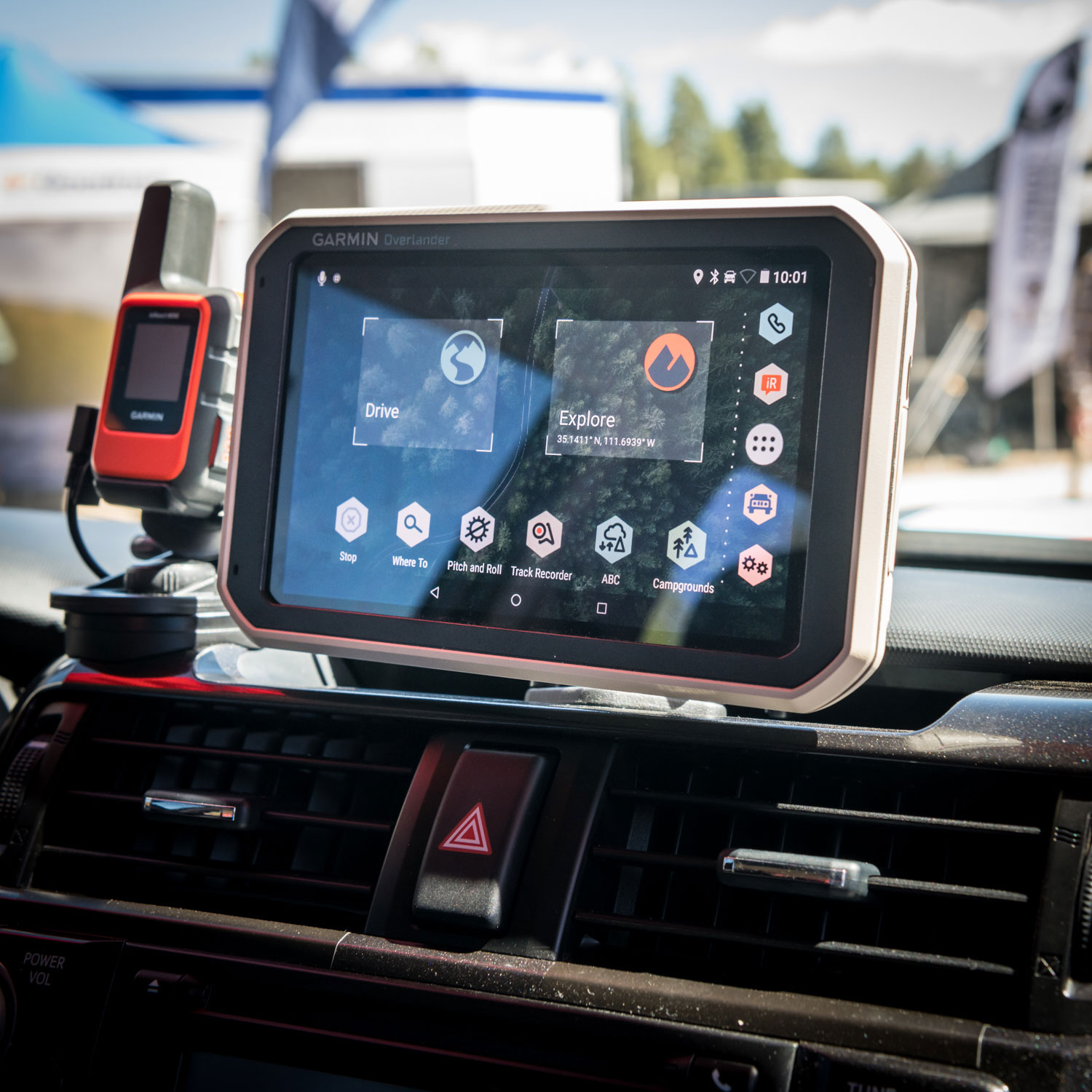 Garmin Overlander All-Terrain GPS Is The Gladiator Of Navigators