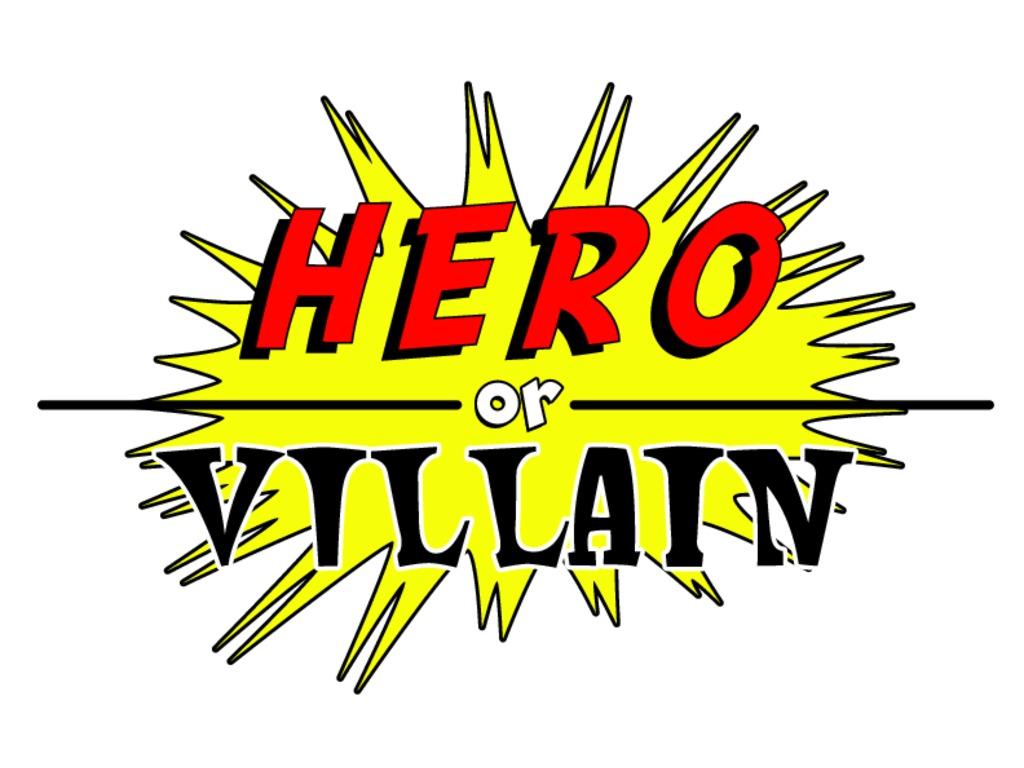 Hero Or Villain Van by Richard Yahyah Zemola — Kickstarter
