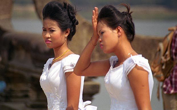 Cambodia bans foreign men over 50 marrying local women ...