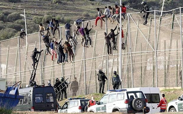 Spain to allow illegal immigrants to access free public healthcare - Telegraph