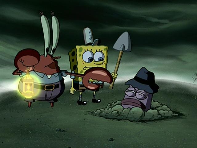 Udah gede kok masih nonton Spongebob? Apa salahnya?