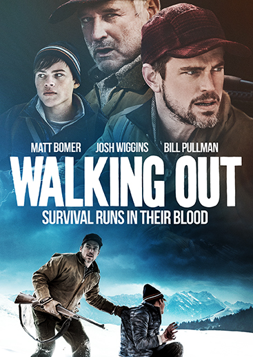 Walking Out - DVD | Shout! Factory