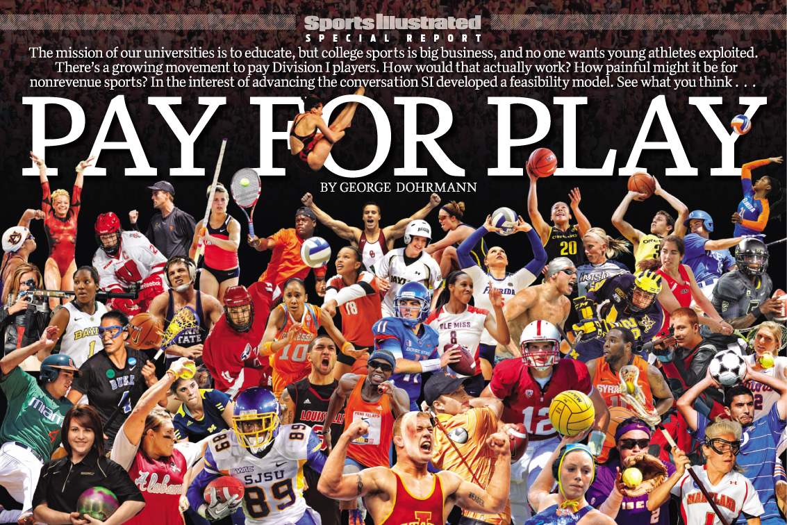 Pay For Play | Should College Athletes get Paid?
