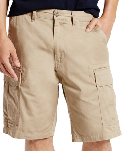 Levi's® Men's Carrier Loose-Fit Cargo Shorts - Shorts ...