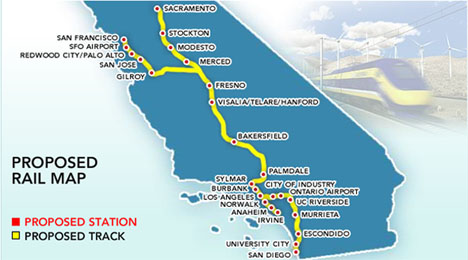 The KetchUp: California High Speed Rail Moving Along | SouthLA