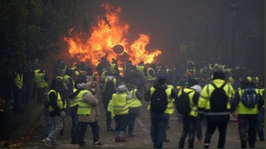 France Protests: What Are The 'Yellow Jacket' Protesters ...