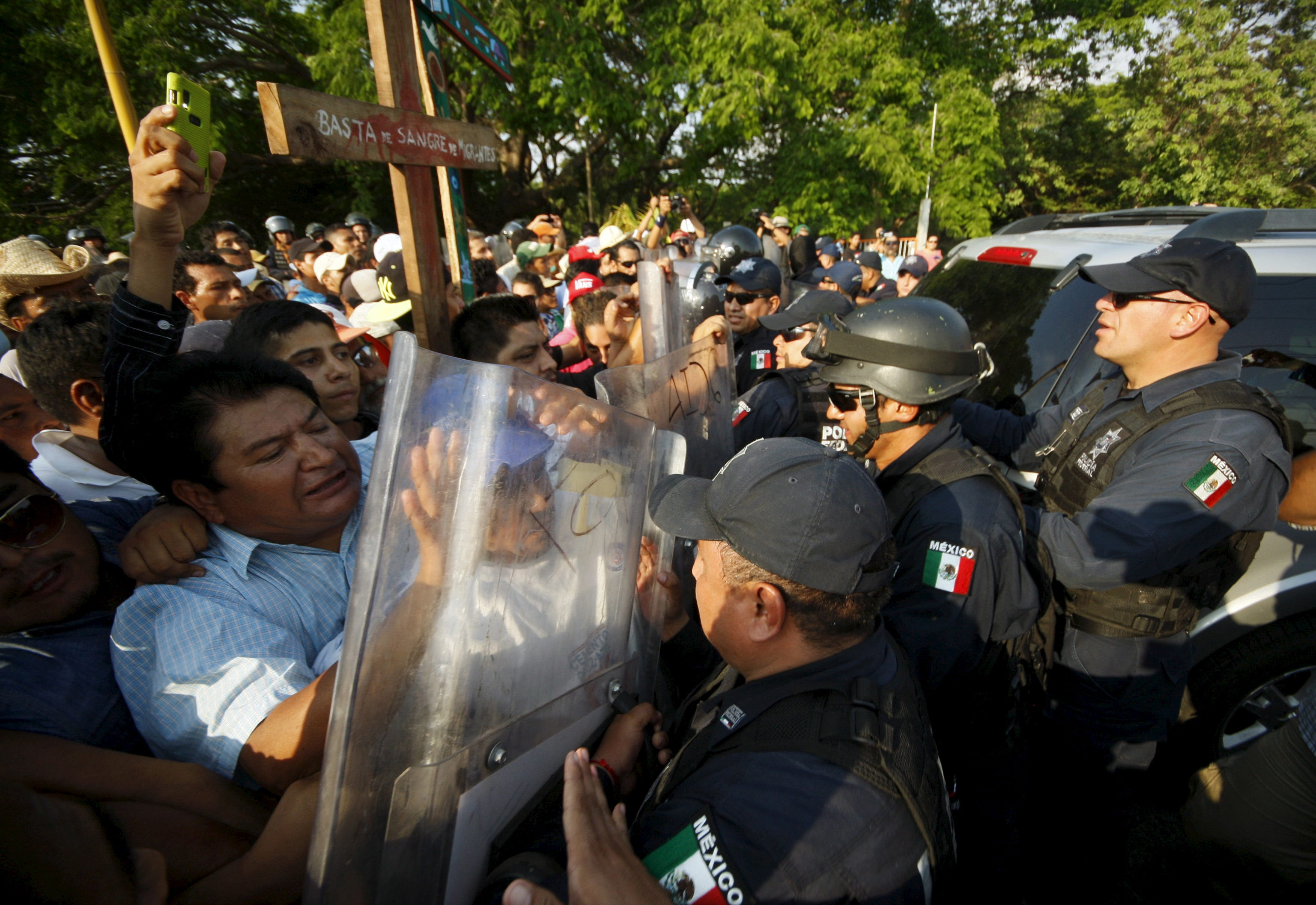 Mexico is facing a deadly Central American migrants crisis ...