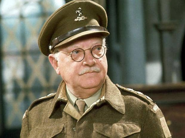 Dad's Army the movie - Sitcom writer's agent confirms film ...