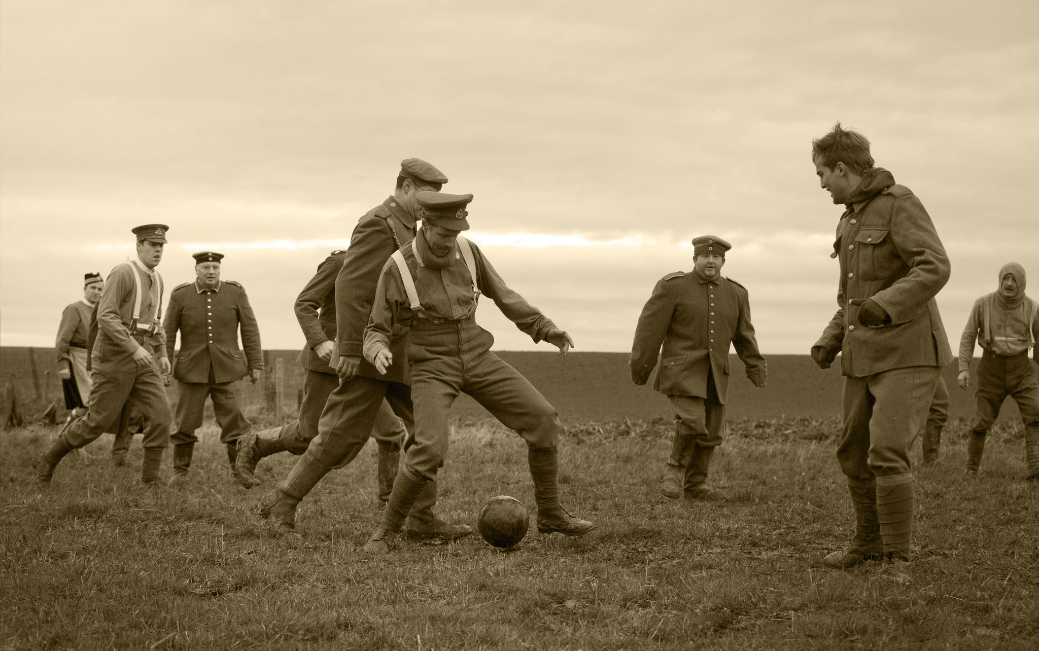 Christmas Day truce 1914: Letter from trenches shows ...