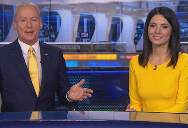 Will Jim White be wearing a yellow tie? | Oddschecker
