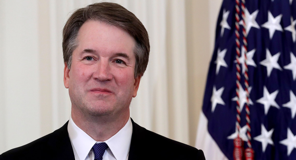 Judge Brett Kavanaugh is Trump's nominee for the Supreme ...