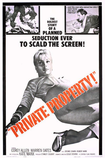 Private Property Movie Review (1960) | Roger Ebert