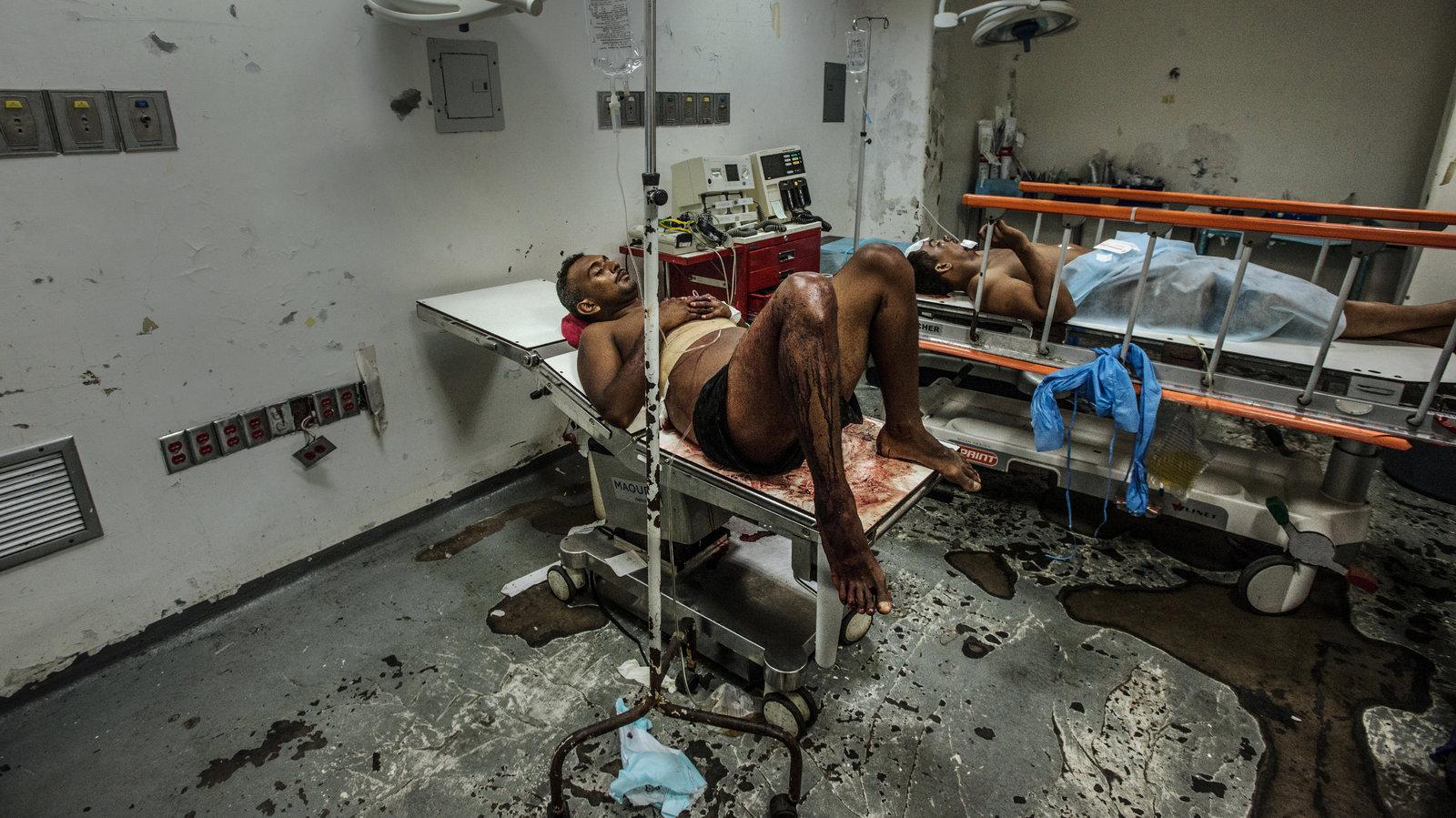 Dying Infants and No Medicine: Inside Venezuela's Failing ...