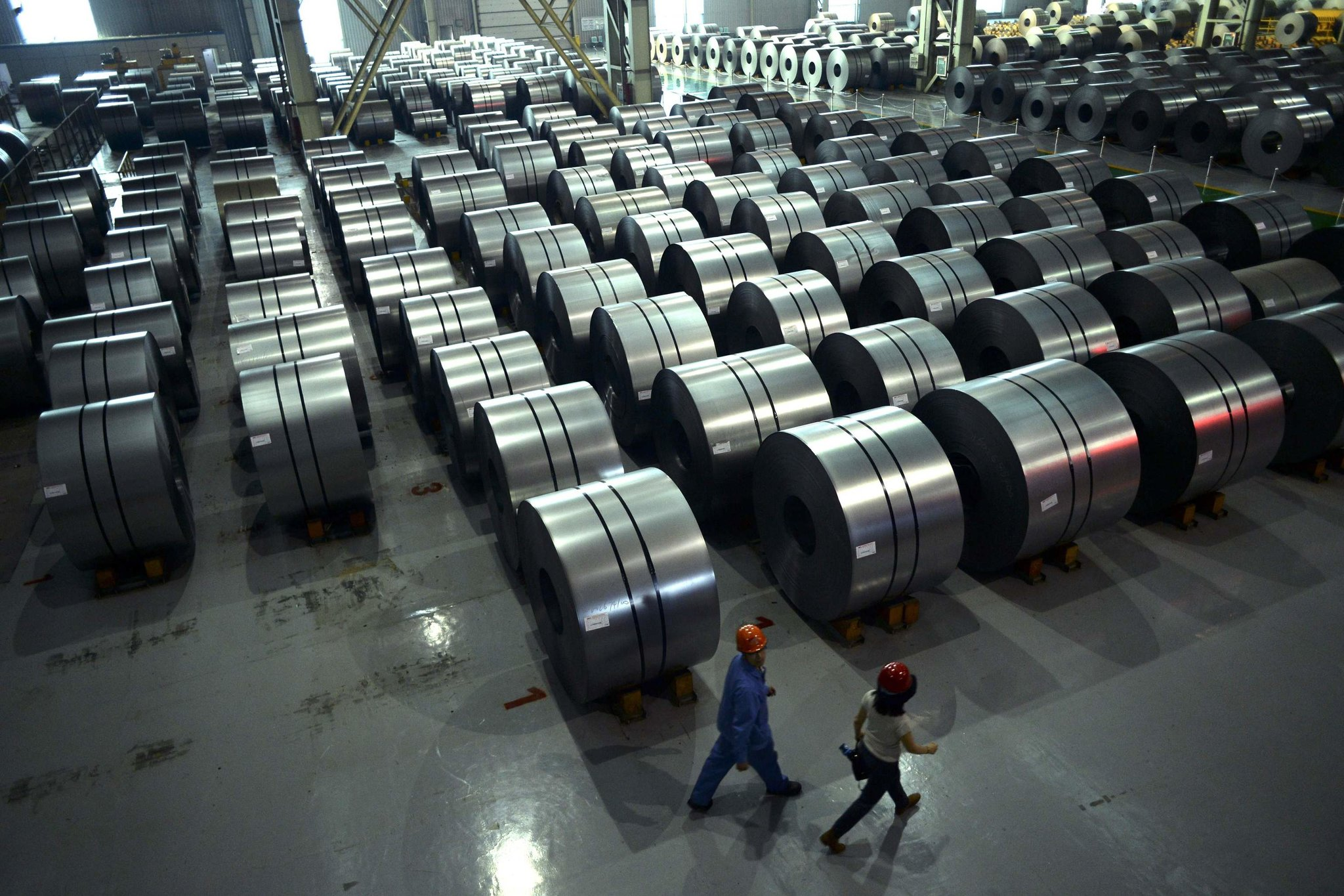 Greenpeace Links Beijing's Air Pollution Surge to Steel ...