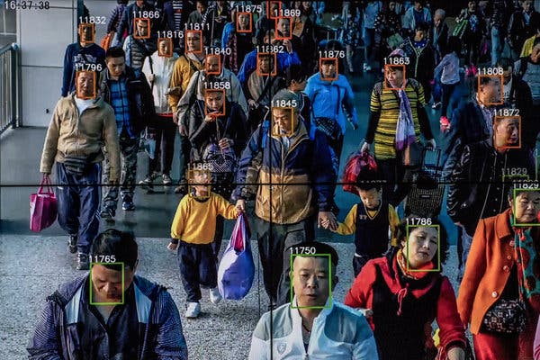 Inside China's Dystopian Dreams: A.I., Shame and Lots of ...