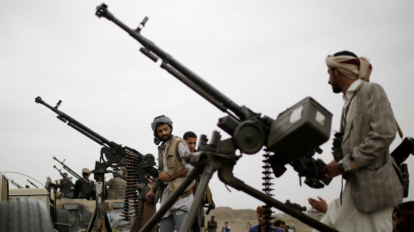 Houthi Forces in Yemen Warn of More Attacks on Saudi Oil ...